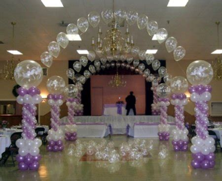 balloons decoration for wedding party favors ideas