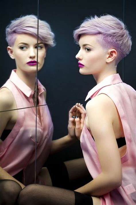 very short punk asymmetrical hairstyles for women on pinterest edgy short punk hairstyles can you pull off the look