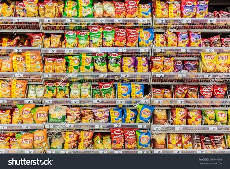 What Food Has The Shelf by Grocery Shelves Of Processed Foods Pictures To Pin On