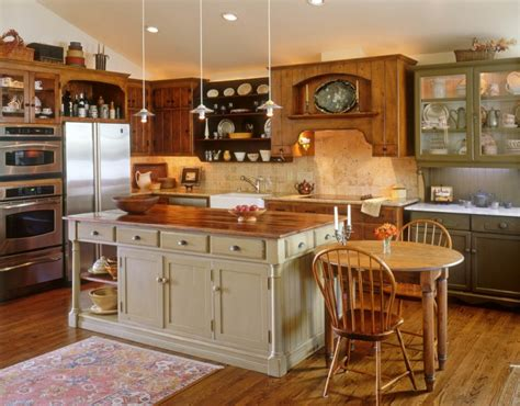 21  Green Kitchen Designs, Decorating Ideas   Design