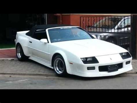 geiger camaro 1991 z28 wide body youtube