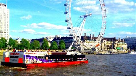 thames river cruise opening times city cruises sightseeing visitlondon com