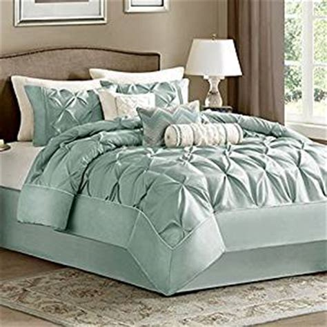 seafoam bedding amazon com madison park premium quality elegant stylish
