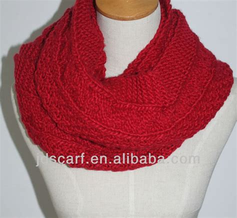 free knitting pattern for a snood scarf knitting free pattern scarf and snood ksa 025 scarf knit
