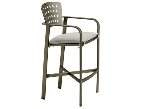 Tropitone Bar Stools by Tropitone Impressions Cafe Bar Stool Replacement Cushions