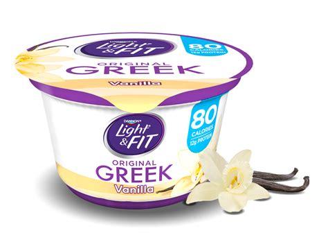 dannon light and fit vanilla yogurt dannon light and fit vanilla greek yogurt nutrition