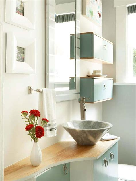 more storage solutions for a small bathroom dig this design