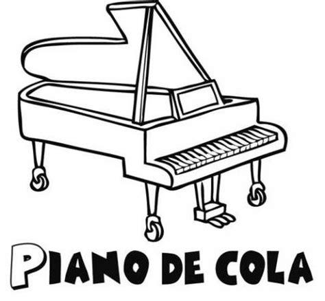imagenes de instrumentos musicales para dibujar a lapiz dibujo de un piano de cola instrumentos musicales para