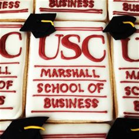 Usc Marshall Mba Course Catalog by 1000 Images About Usc Graduation Cake Ideas On