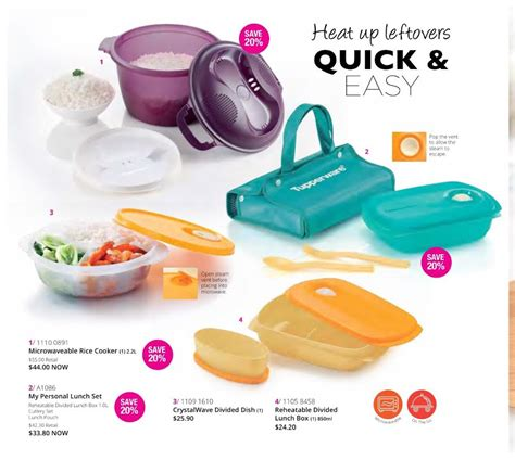 Tupperware Rice tupperware singapore catalogue may 2015 buy