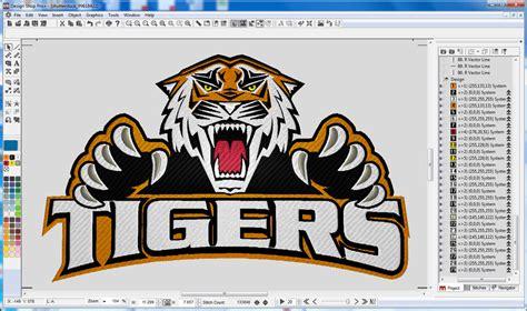 design shop v9 embroidery software designshop v9 file extensions