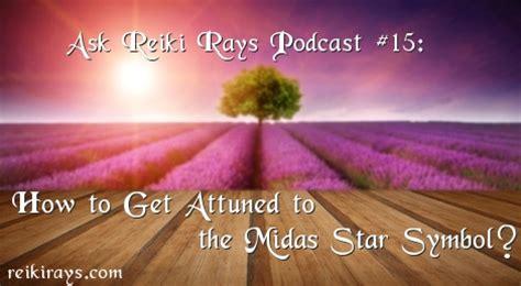 reiki rays podcast     attuned