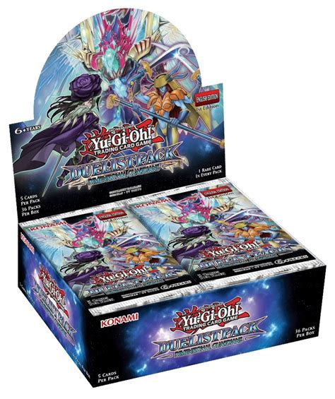 yu gi oh duelist pack dimensional guardians booster box