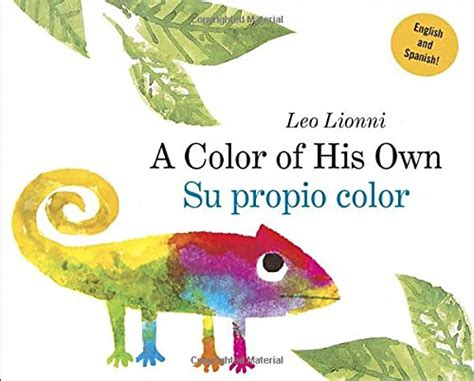 a color of his own a color of his own bilingual board book the