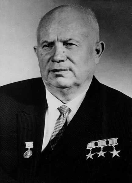 Testemunhas da Histótia: Governo Nikita Kruschev (1955-1964)