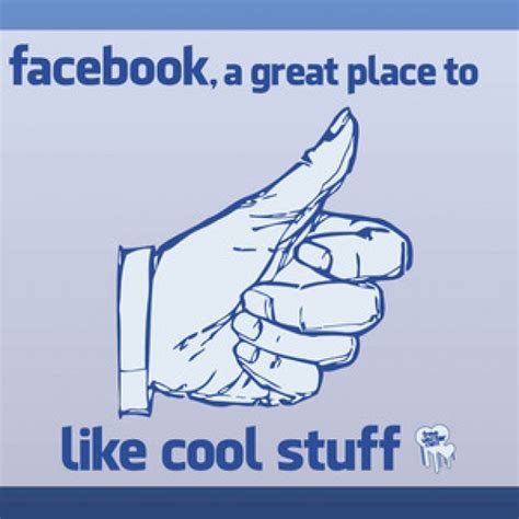 Just Two Fabulous Places To Chill by Fb A Great Place To Like Cool Stuff Vector Free