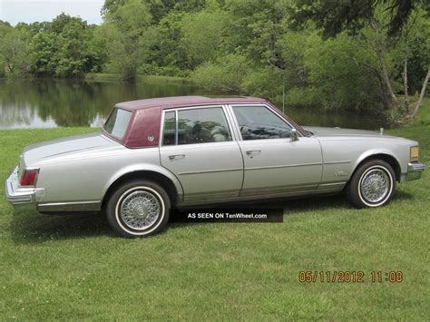 1976 Cadillac Seville by 1976 Cadillac Seville Engine 1976 Free Engine Image For
