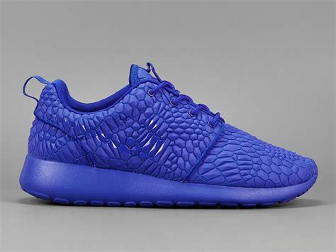 Nike Roshe One nike roshe one blue diamondback sneaker bar detroit
