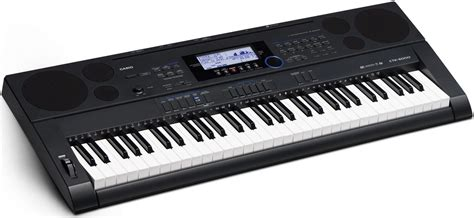 casio ctk6000 keyboard w 61 piano style pssl