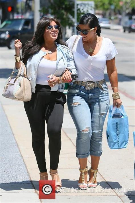 shahs of sunset star asa soltan rahmati and jermaine mercedes javid shahs of sunset stars seen shopping 9