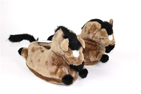 children s animal slippers brown slippers animal slippers