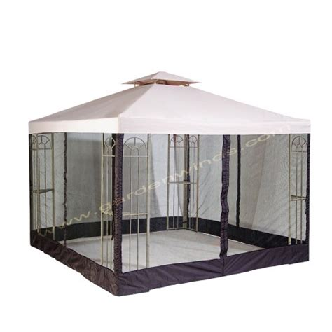 replacement privacy curtains gazebo classic s 577 1 gazebo replacement canopy riplock 350