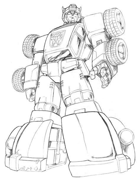 transformers: bumblebee by beamer on DeviantArt