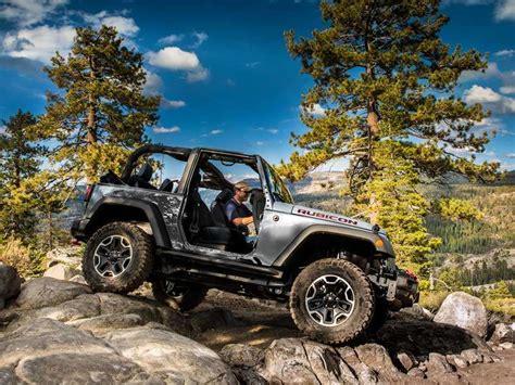 Ragtop Jeep 2015 Jeep Wrangler Scores 9th Monthly Sales