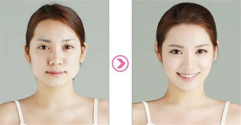 korean face shape type v shaped face ms rhea s