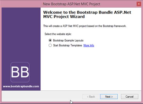 installing bootstrap visual studio 2015 visual studio tools for bootstrap