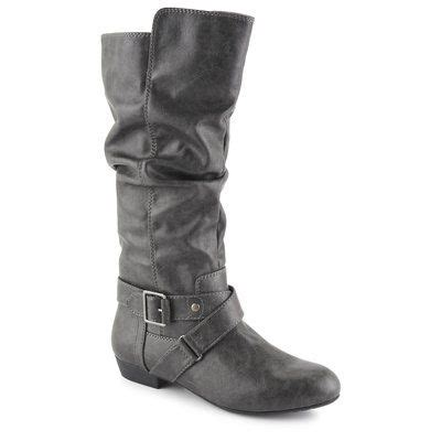 rack room boots adele by xappeal from rack room shoes black white gray shoes products adele and