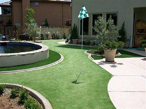 artificial grass inglewood california putting greens