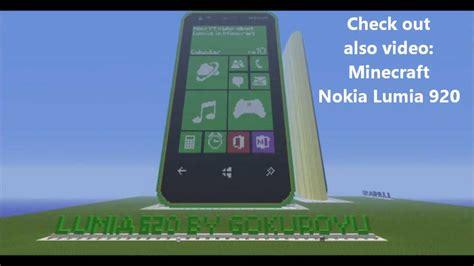 minecraft free download for nokia lumia 530 minecraft nokia lumia 620 youtube