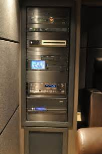 How To Rack Mount Audio Equipment Home Theater Carlton Bale