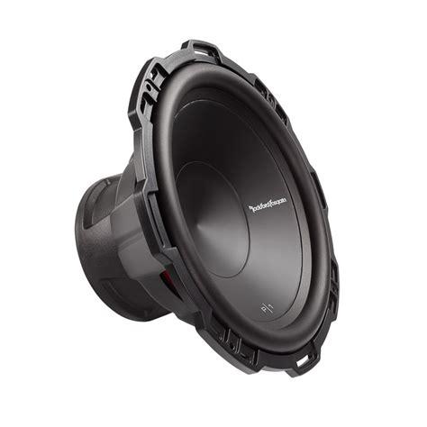 Subwoofer Rockford Fosgate Audio P1s4 12 Punch Single Coil subwooferlar rockford fosgate punch subwoofer p1s4 12