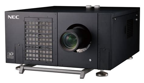 Lu Projector Nec nec nc1040l laser cinemanext