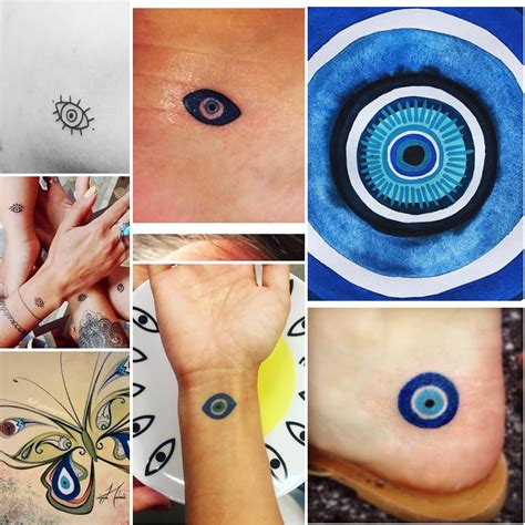 iconic tattoo evil eye symbol icon tattoos