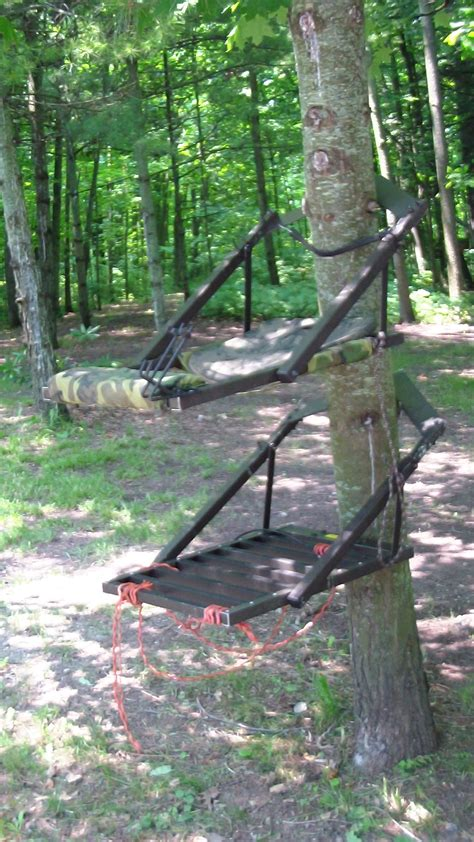 tree stand sale big boy self climbing tree stand for sale from