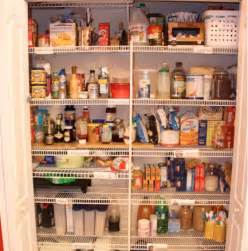 Organized Pantry The Happy Housewife Newsletter