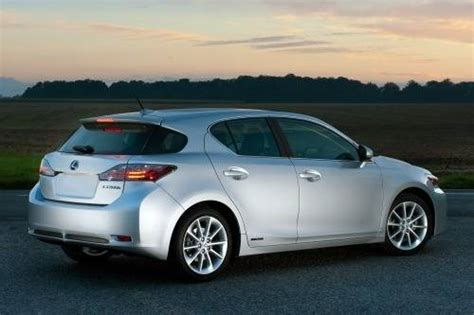 used 2012 lexus ct 200h for sale pricing features