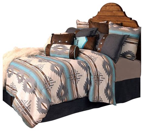 southwestern comforter set badlands bedding set queen southwestern comforters