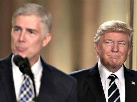 judge neil gorsuch is a front runner for trump s supreme trump nominates judge neil gorsuch to supreme court