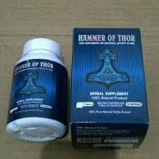 Obat Herbal Hammer Of Thor Pembesar Alat Vital Pria Terbaik Masa Kini hammer of thor di jakarta jual hammer of thor di jakarta agen hammer of thor di jakarta