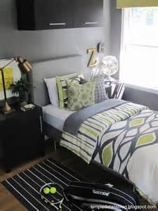 Simple Boys Bedroom Simple Details Teen Boy S Bedroom