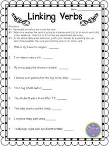 crafting connections linking verbs anchor chart for