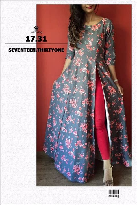 new pattern of kurta 355 best kurtis images on pinterest indian gowns