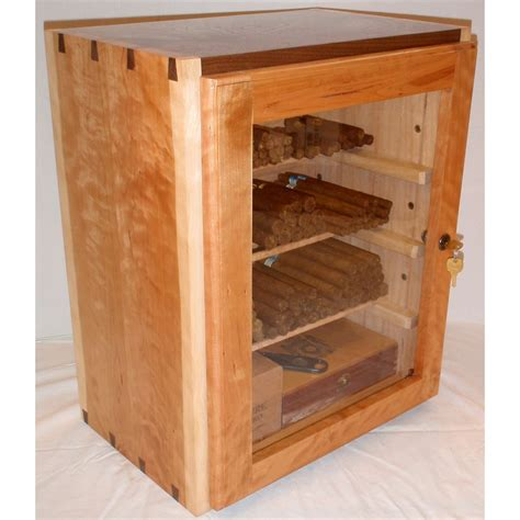Handcrafted Humidors - made humidor for true cigar enthusiast with extras