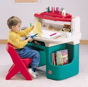 Childs Activity Desk by Activity Furniture Set Desk Chair Play Craft Storage