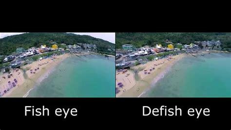 Fisheye Gopro Gopro Fish Eye Vs Defish Eye