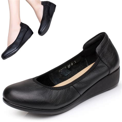 Comfortable Work Shoes For Women 05 Womens Shoes
